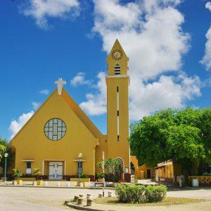BONAIRE-kralendijk-kath-kirche