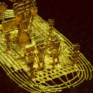 Muisca_raft_-_detail_-_Museo_del_Oro,_Bogotá