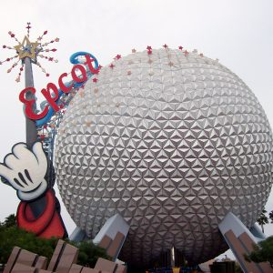 Spaceship_Earth_with_Mickey's_Wand